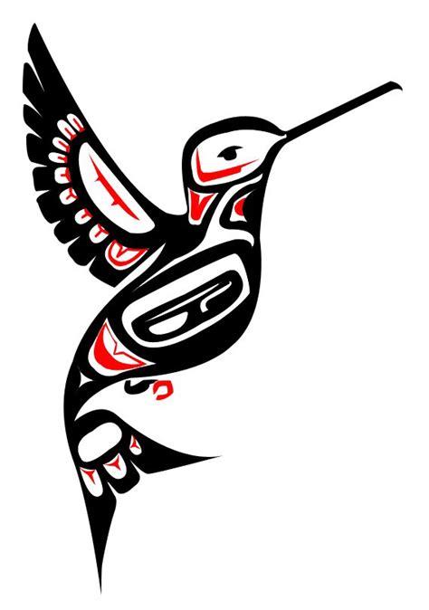 haida native american bird tattoo northwest coast art native haida northwestern coast art