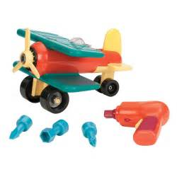 battat take a part airplane toys