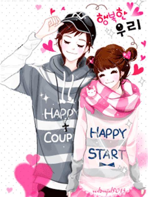 Anime Terbaru 2018 Romantis Koleksi Gambar Gambar Animasi Kartun Romantis Korea