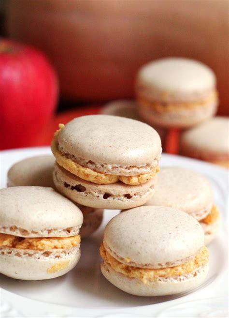 printable macaron recipes pumpkin macarons recipes dishmaps
