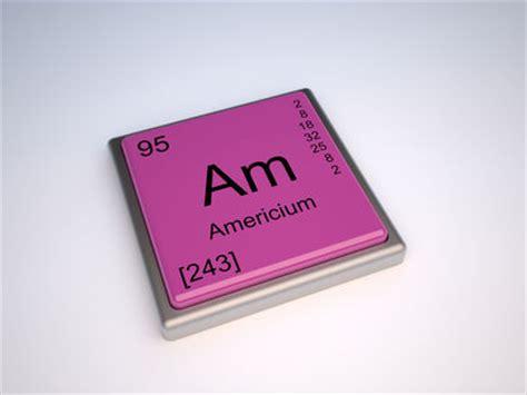 americium, chemical element uses, elements, metal