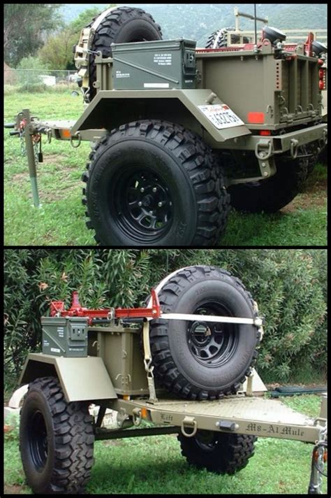 military jeep trailer 519 best images about trailers and rv s on pinterest