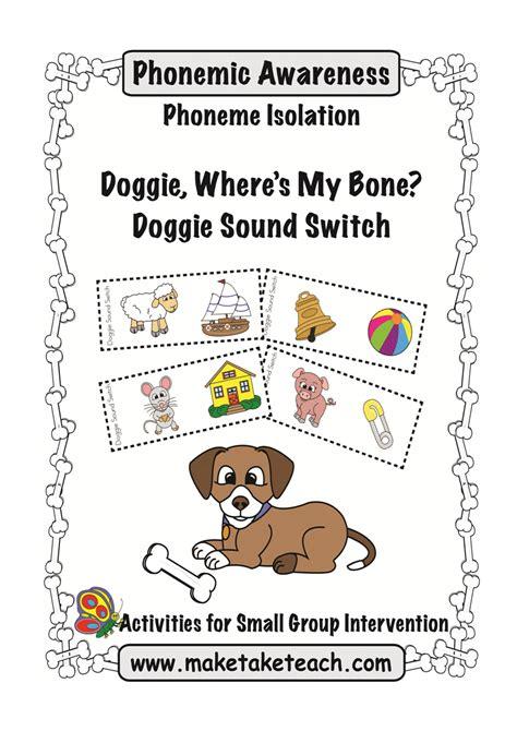 kindergarten activities phonemic awareness mrs miner s kindergarten monkey business phonemic