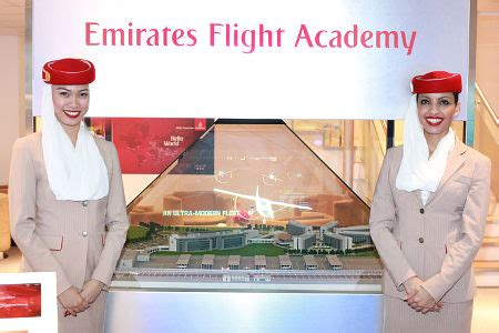 emirates staff emirates academy to extend dubai s influence on global
