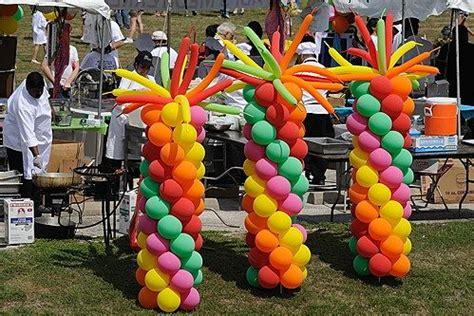 holi decoration ideas for office sesame theme park holi balloon decorations in