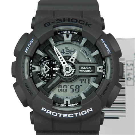 Casio G Shock Ga 110c 1a Hitam ga 110c 1adr ga 110c 1a casio g shock analog digital