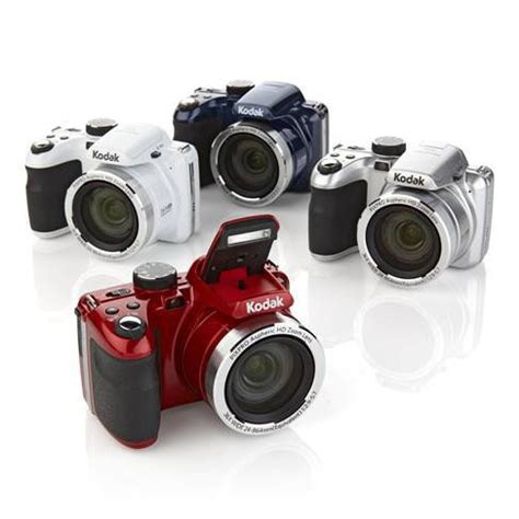kodak pixpro az361 bridge camera announced daily camera news