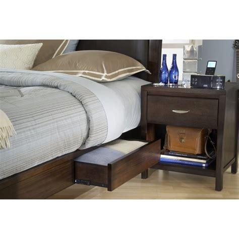 loft platform bed modus furniture urban loft upholstered storage platform
