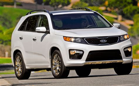 2012 Kia Sorento Safety Rating 2012 Kia Sorento Photo Gallery Motor Trend