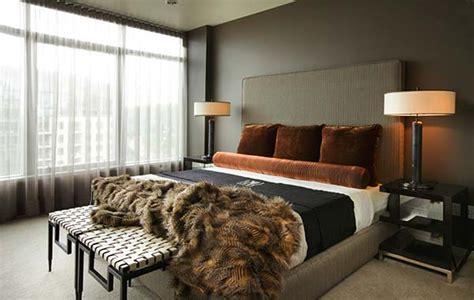 Ideas For Masculine Bedroom Design Masculine Bedroom Design Ideas 09 1 Kindesign