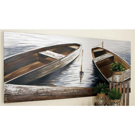 boat canvas art 15 inspirations of boat wall art