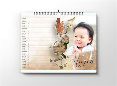 make your own calendar 2018 make your own calendar 2018 embellishment clusters pack