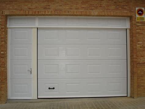 puertas garajes automaticas puerta de garaje seccional puertas de garaje