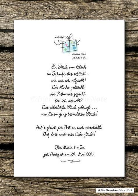 Gastgeschenke   Druck/Print: Glück verschenken