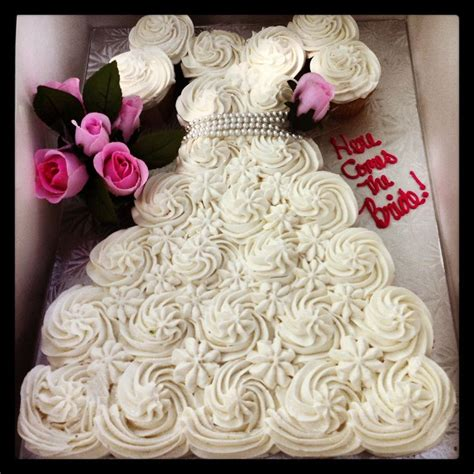 bridal shower cakes made out of cupcakes 1000 images about bridal shower on