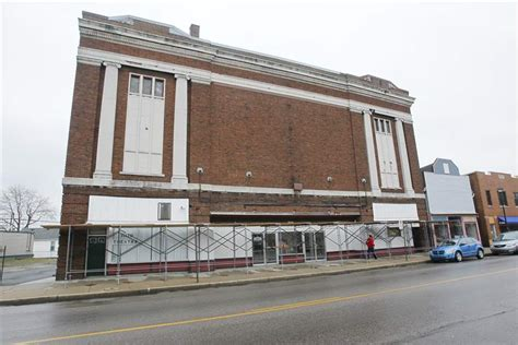 theatre toledo oh rehabilitation to begin at ohio theatre in february the