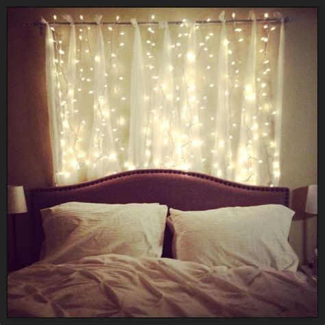 bedroom twinkle lights 1000 ideas about headboard lights on pinterest grey
