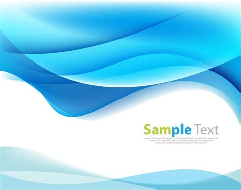 backdrop modern design vector blue modern futuristic background with abstract waves