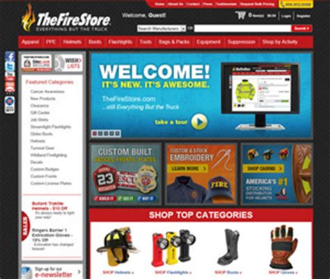 www thefirestore thefirestore launches new site apparatus