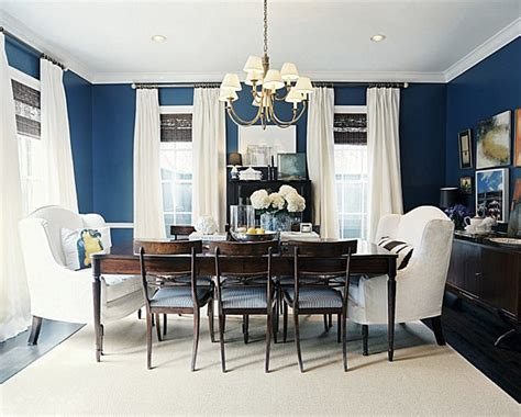 blue dining rooms dining out in your new navy blue dining room