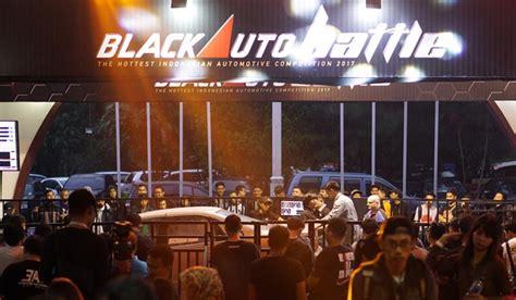 black auto battle bandung sukses pelaksanaan blackauto battle bandung 2017