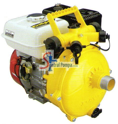 Pompa Air Mini Hitachi pompa air engine pemadam kebakaran 5155h sentral pompa