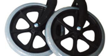 Kursi Roda Di Jakarta jual roda bagian depan kursi roda wheelchair toko medis