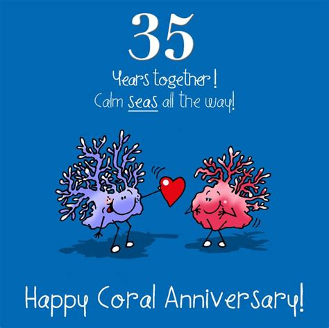 35th Wedding Anniversary Card Quotes best 25 35th wedding anniversary ideas on