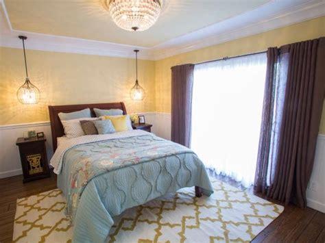 Yellow Bedroom Rug Photo Page Hgtv
