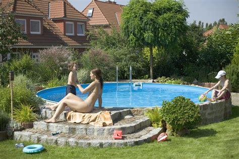 sauna pool shop unipool rundbecken durchmesser 4 2 m