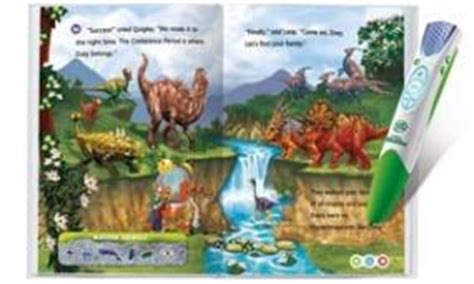 Leapfrog Gift Card Canada - leapfrog leapreader book leap and the lost dinosaur works with tag languages