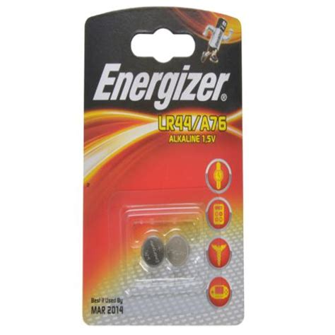 Battery Energizer Lr44 Holosight 551 Battery energizer lr44 coin alkaline batteries pk2 power tools