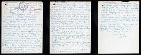 Piper Service Letter No 600 19 20 02 1944 No 419 Moose Squadron Rcaf Halifax Ii Jd114 Vr V Fl Sgt Douglas Kenneth