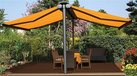 Free Standing Patio Awnings by Freestanding Patio Awnings
