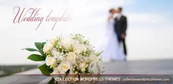 5 beautiful wedding psd templates for free