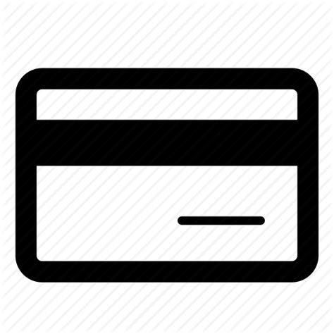 Credit Card Template Transparent by Icon Free Vectors Credit Card 4405 Free Icons