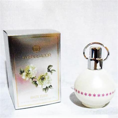 Parfum Ambassador Ori parfum ambassador white elixir original pusaka dunia