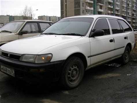 Toyota Sprinter Wagon 1997 Toyota Sprinter Wagon For Sale For Sale