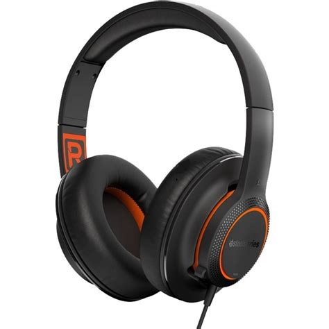 Headset Gaming 100 Ribuan steelseries siberia 100 gaming headset blac ocuk