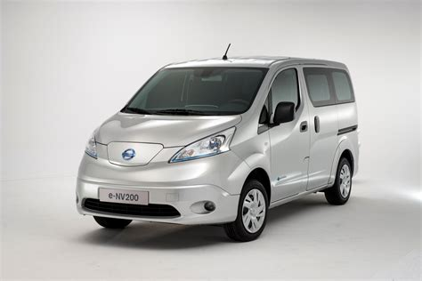 nissan nv200 length 2015 nissan e nv200 technical specifications and data
