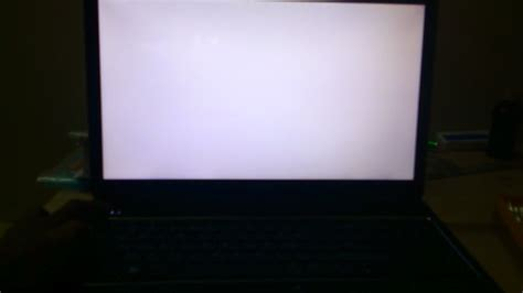 Asus Laptop Screen Goes White how to fix the white blank screen dell tutorial