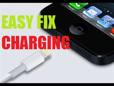 iphone not charging iphone not charging easy fix