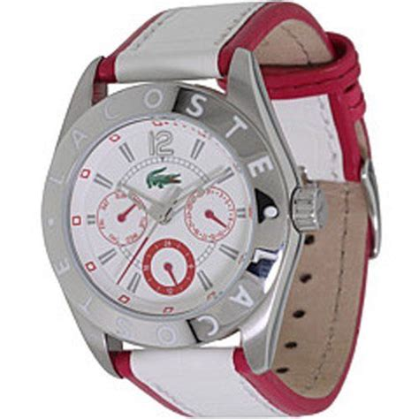 Lacoste Biarriz White Rubber 1147 best watches images on wrist watches