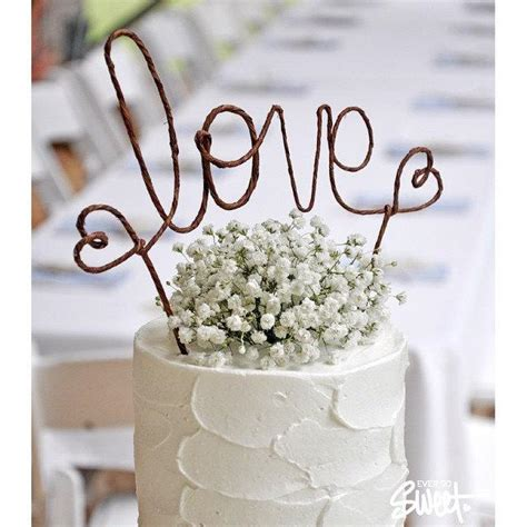 Wedding Banner Cake Topper by Rustic Wedding Cake Topper Banner Rustic Wedding
