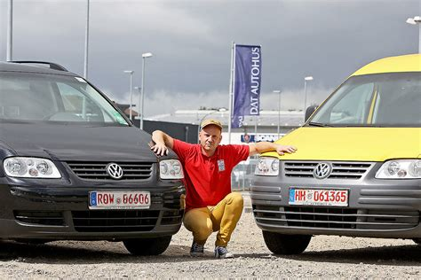 Caddy Auto by Gebrauchtwagen Test Vw Touran Vw Caddy Bilder Autobild De