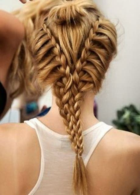 french braids styles gallery cute french braid hairstyles