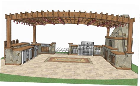 Bbq Gazebo Plans   Gazebo Ideas