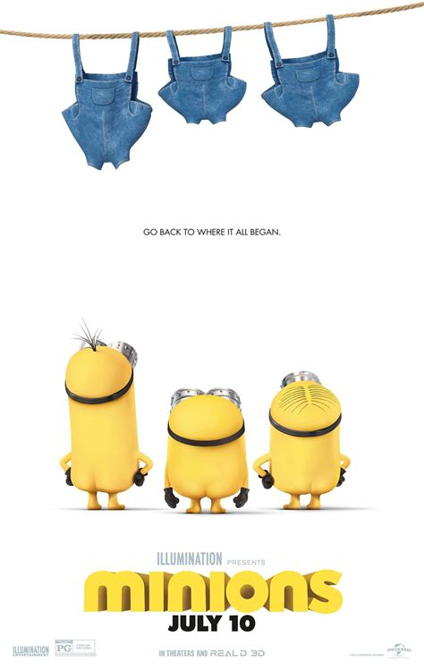 minions le minions 2015 trailer animated review volganga