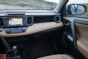 Toyota Rav 4 Interior 2016 Toyota Rav4 Limited Interior 008 The About Cars