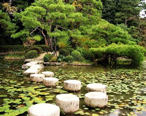 japanese zen gardens japanese zen gardens stepping stones in the garden of the